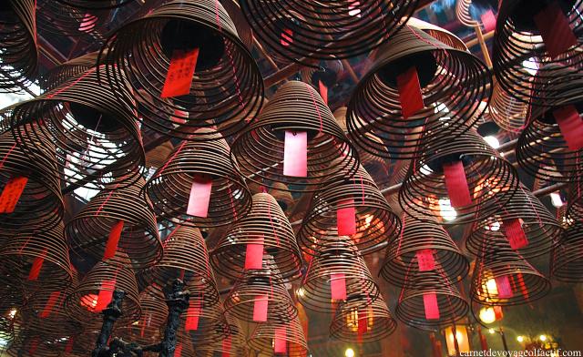Temple Man Mo, Hong Kong